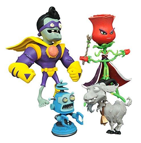 Diamond Select Toys Plants Zombies