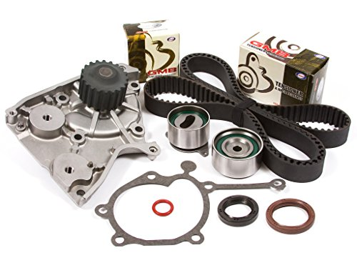 89 Ford Probe Turbo - Evergreen TBK134WPT Mazda Ford F2 Turbo & Non-Turbo Timing Belt Kit w/ Water Pump
