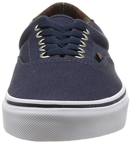 Vans U Era 59 Plaid - Zapatillas bajas unisex Azul (plaid/dress Blues)