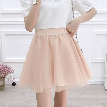 GDNTCJKY Faldas para Mujer Nuevo Mini Falda De Verano Falda ...