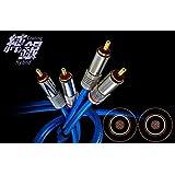 ゾノトーン RCAケーブル(1.2m・ペア)ZONOTONE SILVER GRANSTER AC 1001A SGSAC1001A-1.2