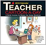 Teacher Cartoon-A-Day, Jonny Hawkins, 1449405878