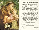 St. Anthony Prayer Card (RCC 11E)