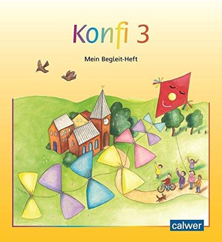 Konfi 3: Mein Begleit-Heft