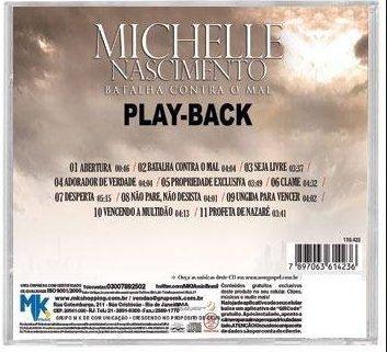 musica batalha contra o mal michelle nascimento playback