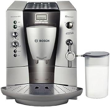 Bosch TCA6801, Plata, 305 x 482 x 342 mm - Máquina de café: Amazon.es: Hogar
