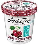 zero ice cream - Arctic Zero Fit Frozen Desserts, Cherry Chocolate Chunk, 16 Ounce (Pack of 6)