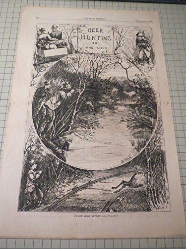 1873 HW Engraving of
