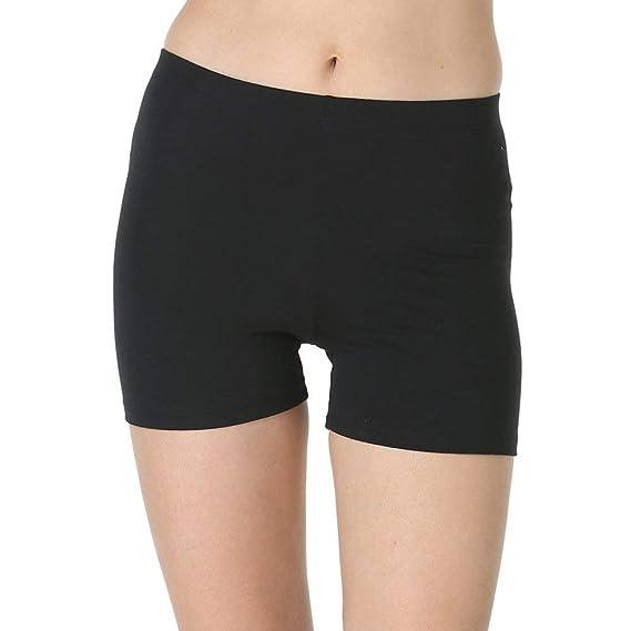 dc63ee986a74 Underdress Black Shorts Under Dress Shorts Under Skirt Shorts for ...
