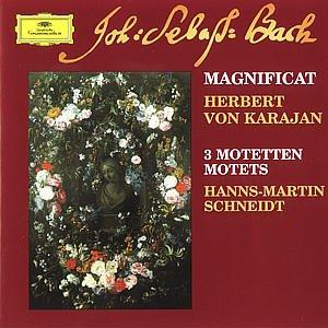 Bach: Magnificat; Karajan Bal