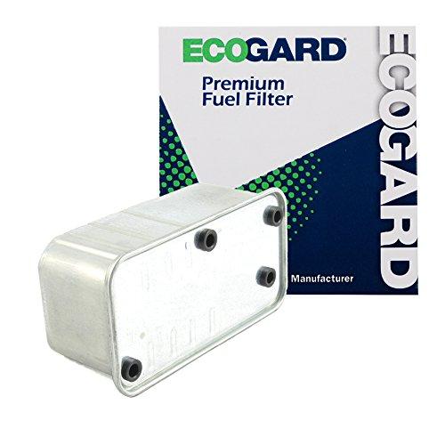 ECOGARD XF63188 Engine Fuel Filter - Premium Replacement Fits Chevrolet P30, G30, K5 Blazer, K10, C20, K2500, K20, C30, K1500, C10, C2500, C1500, K30, C3500, K3500, K10 Suburban, K20 Suburban, (Chevrolet C20 Replacement)