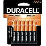 Duracell Coppertop AAA (MN2400), 12-Count