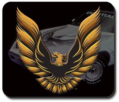 Type Firebird (Firebird - Mouse Pad - Art Plates brand)