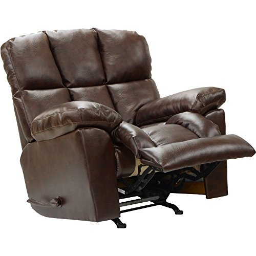 CATNAPPER 4549212159 Griffey Java Rocker Recliner