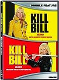 Kill Bill Vol. 1/Kill Bill Vol. 2 - Double Feature [DVD]