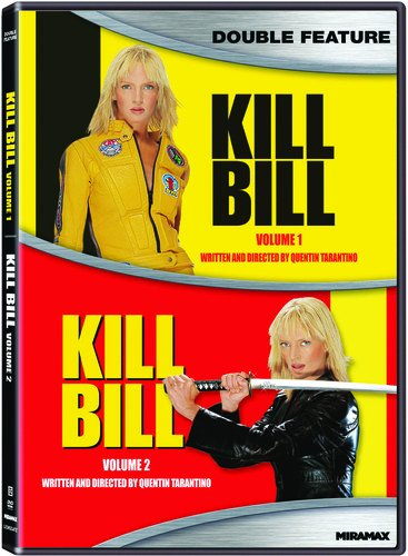DVD : Kill Bill, Vol. 1 and 2 (AC-3, Dolby, Digital Theater System, , Widescreen)