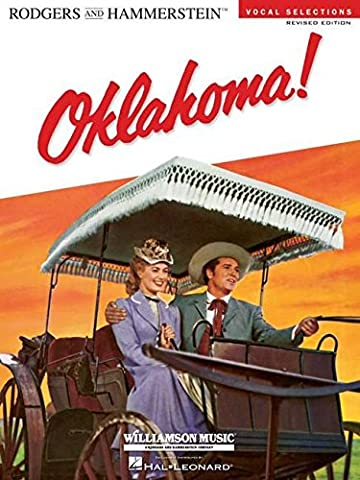 Oklahoma Vocal Selection Revised Rodgers And Hammerstein (Tv Tunes For Guitar)