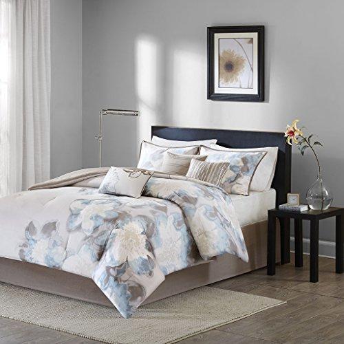 Well-liked Watercolor Comforter: Amazon.com BG86