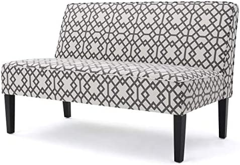 Christopher Knight Home Dejon Modern Fabric Loveseat