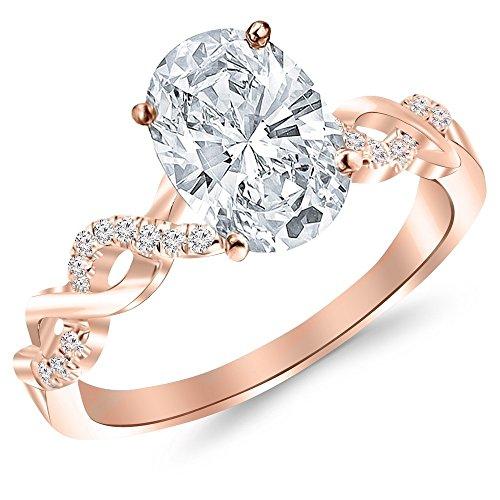 0.63 Ct Tw Diamond - 9