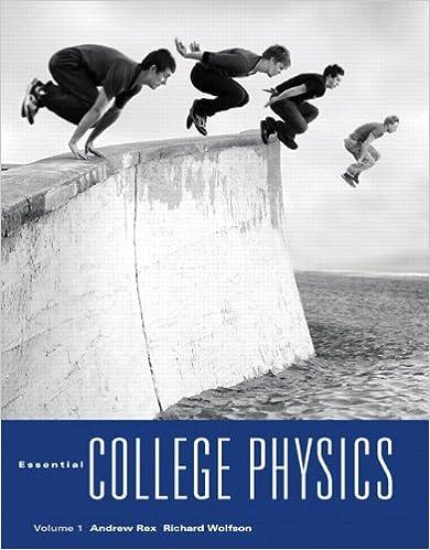 Amazon com: Essential College Physics, Volume 1