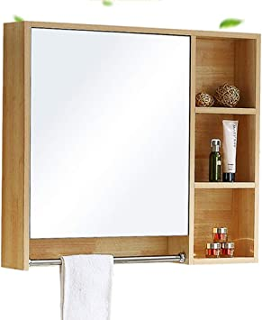 Amazon.com: Bathroom Vanities Bathroom Mirror Wall-Mounted ...