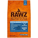 10 Pounds Dog Food - Rawzreg; Meal Free Dry Dog Food Salmon, Dehydrated Chicken Whitefish Recipe (10 lb)