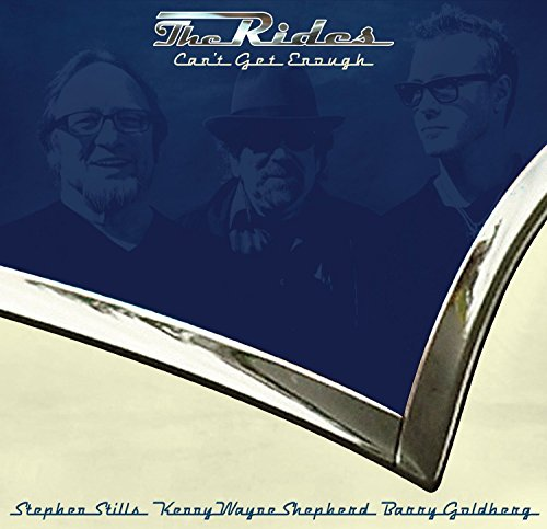The Rides: Can't Get Enough (Limited Edition) (Audio CD)