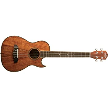 oscar schmidt by washburn ou55ce baritone acoustic electric ukulele musical instruments. Black Bedroom Furniture Sets. Home Design Ideas