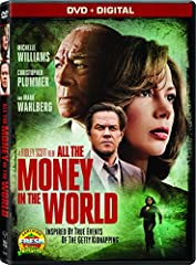 ALL THE MONEY IN THE WORLD follows the kidnapping of 16-year-old John Paul Getty III (Charlie Plummer) and the desperate attempt by his devoted mother, Gail (Michelle Williams), to convince his billionaire grandfather (Christopher Plummer) to...