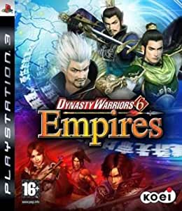 Dynasty Warriors 6: Empires - PlayStation 3 Standard Edition
