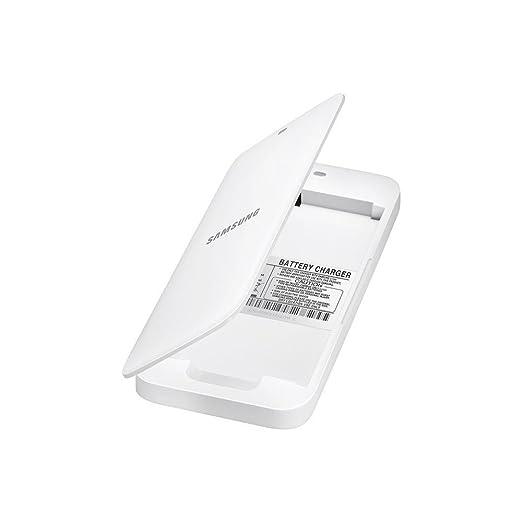 263 opinioni per Samsung EB-KG900BWEGWW Extra Battery Kit Carica Batterie per Galaxy S5, Bianco
