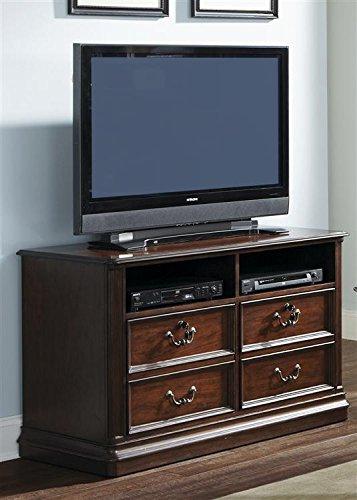 Liberty Furniture 273-HO146 Brayton Manor Jr Executive Media Lateral File, 46