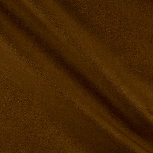 Ben Textiles Vintage Suede Light Brown ()