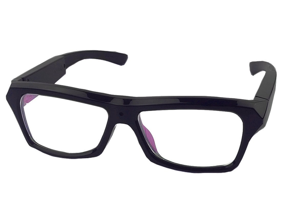 JOYCAM Glasses with Camera HD 720P Wearable Action Video Recording Eyeglass