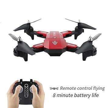 WANGKM Mini Drone RC, Quadcopter Drone, para Niños y Principiantes ...