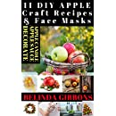 11 DIY APPLE Craft Recipes & Face Masks