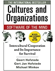 Cultures and Organizations: Software of the Mind, Third Edition: Intercultural Cooperation and Its Importance for Survival