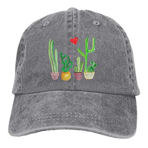 Love Artical Vintage Jeans Adjustable Baseball Cap Cotton Denim Dad Hat ()