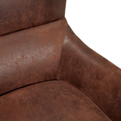 Buy brown arm chair for living room