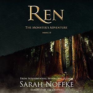 Ren: The Monster's Adventure Audiobook