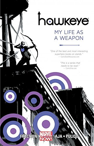 Image result for hawkeye my life as a weapon