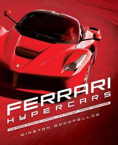 Ferrari Hypercars: The Inside Story of Maranello's Fastest, Rarest Road - Ferrari P