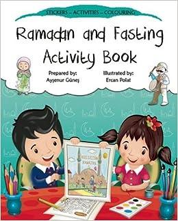 Ramadan and Fasting Activity Book