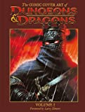 The Comic Cover Art of Dungeons and Dragons, R. A. Salvatore, 1934692190