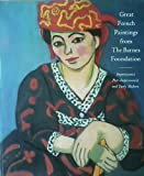 img - for Great French Paintings From The Barnes Foundation book / textbook / text book