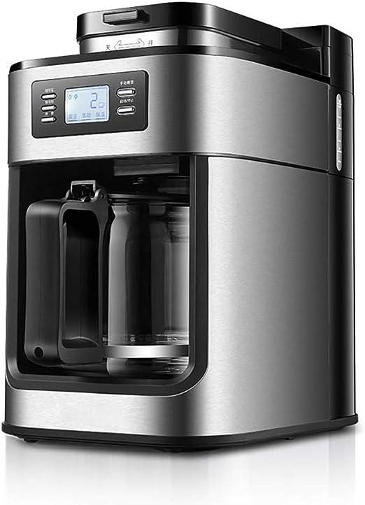 Cafetera inteligente completamente automática, cafetera ...