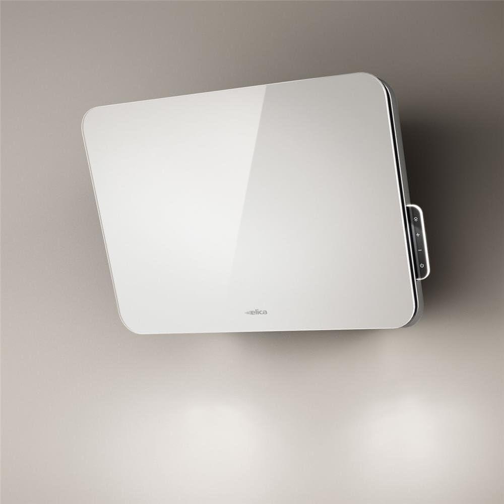 Elica campana extractora de cocina pared de cristal TIFFANY 55 cm, color blanco: Amazon.es: Bricolaje y herramientas