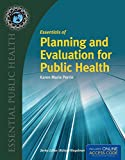 Essentials of Planning and Evaluation for Public Health