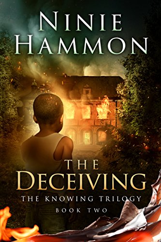 The Deceiving: Book Two in The Knowing Trilogy cover